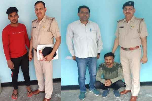 crime-branch-uncha-gaon-arrested-2-accused-in-two-fir-news