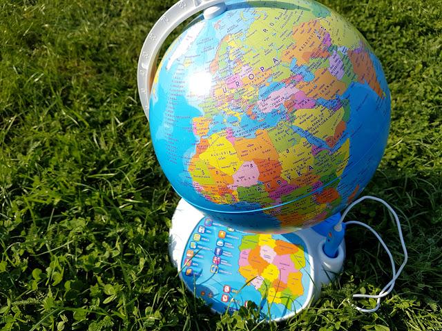 globus Clementoni - apilkacja Eduglobus - sklep internetowy Modino.pl - zabawki dla dzieci - prezent dla dziecka - zabawki edukacyjne - zabawki interaktywne - nauka przez zabawę