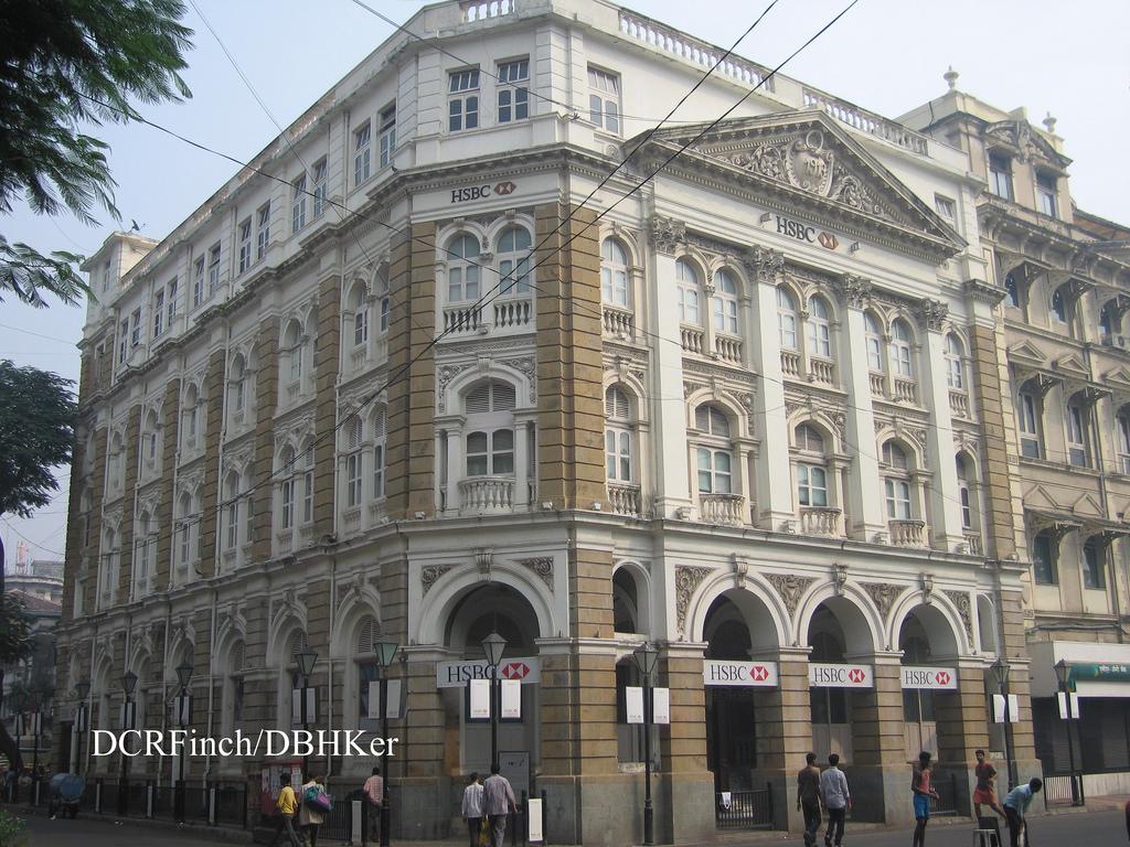Hongkong Shanghai Bank Bombay 1913 Lagacy Of British Baniking