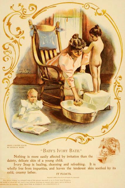 Procter&Gamble masowo produkuje swoje mydła