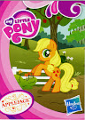My Little Pony Applejack Blind Bag Cards