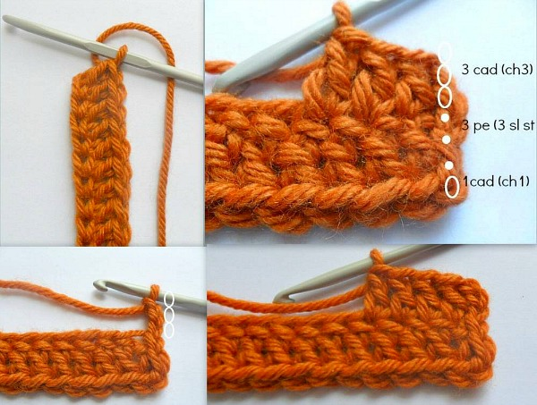 How to crochet a border (Tutorial Video) | 453x600