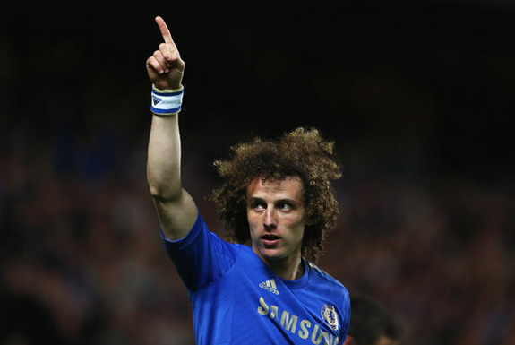 David Luiz is expected to be a key member of José Mourinho's Chelsea this season