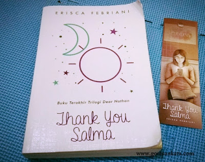 Review Novel Thank You Salma