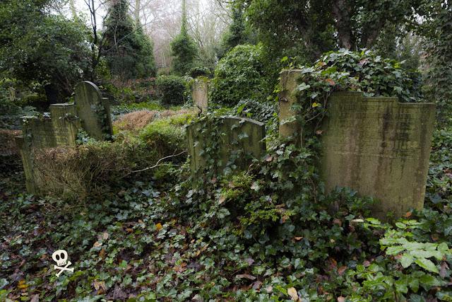 Dónde empieza el jardín y dónde el cementerio en Huis te Vraag
