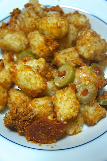 Pizza Tater Tot Casserole: Savory Sweet and Satisfying
