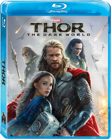 Thor: The Dark World (Thor: El Mundo Oscuro) (2013) 1080p Blu ray REMUX 24GB mkv Dual Audio DTS-HD 7.1 ch