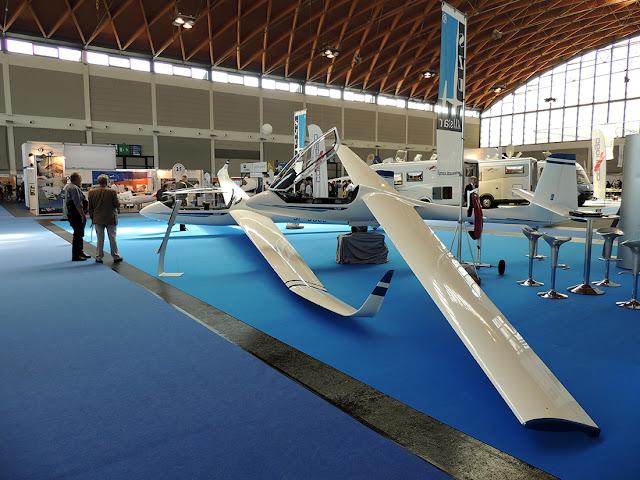 szd.com.pl Stoisko Allstar PZL Glider na Aero Friedrichshafen 2013