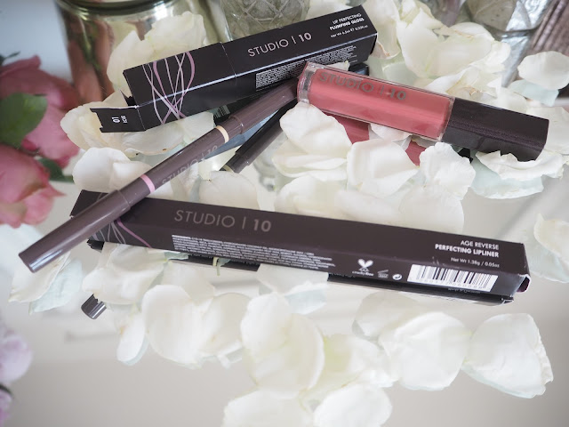 Studio 10 Age Revere Perfecting Lip Liner + Lip Perfecting Lip Gloss