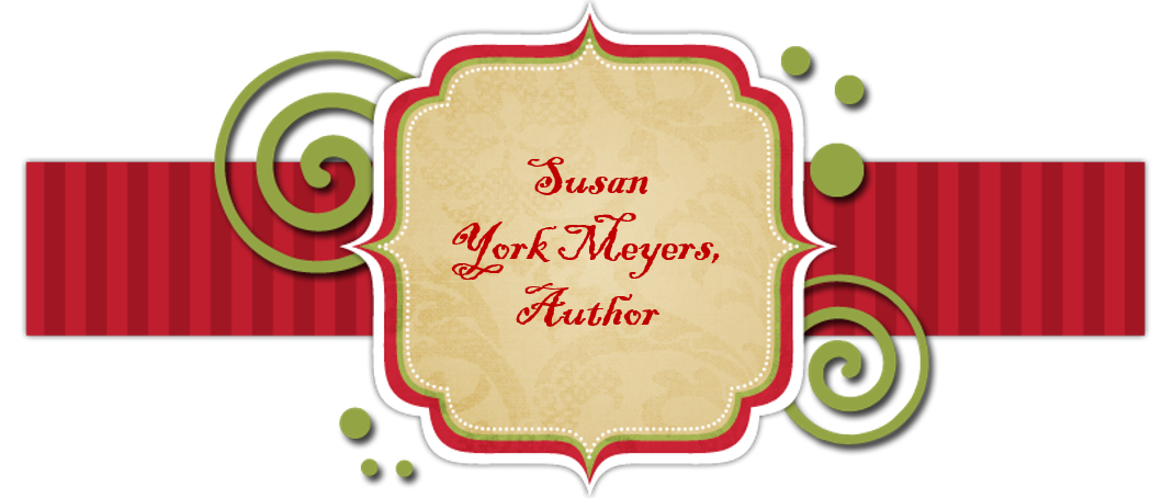 Susan York Meyers, Author