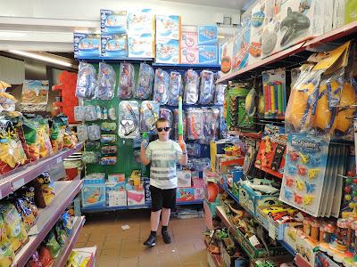 spar supermarket cala mendia