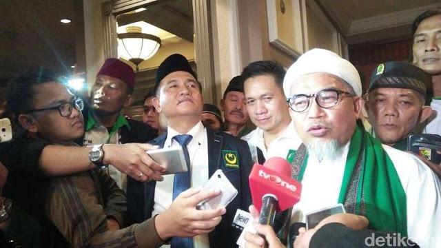 Habib Muchsin: Mustahil PBB Dukung Jokowi, Media Pelintir Ucapan Yusril