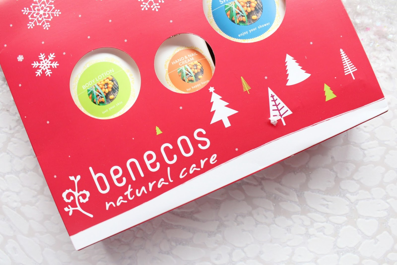 Benecos Orange and Sea Buckthorn Gift Set