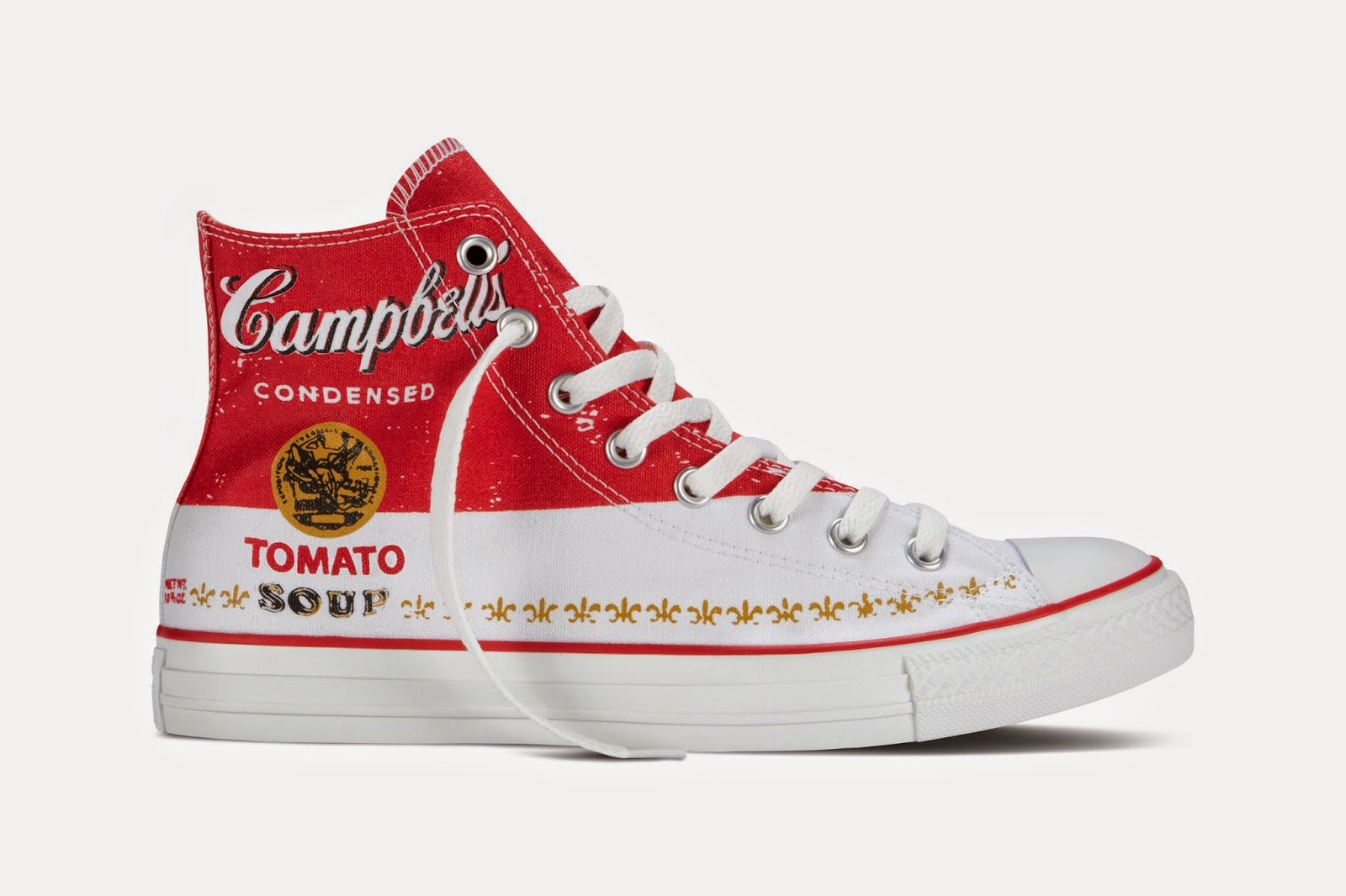 converse macht andy warhols siebdrucke zum all star art. Black Bedroom Furniture Sets. Home Design Ideas
