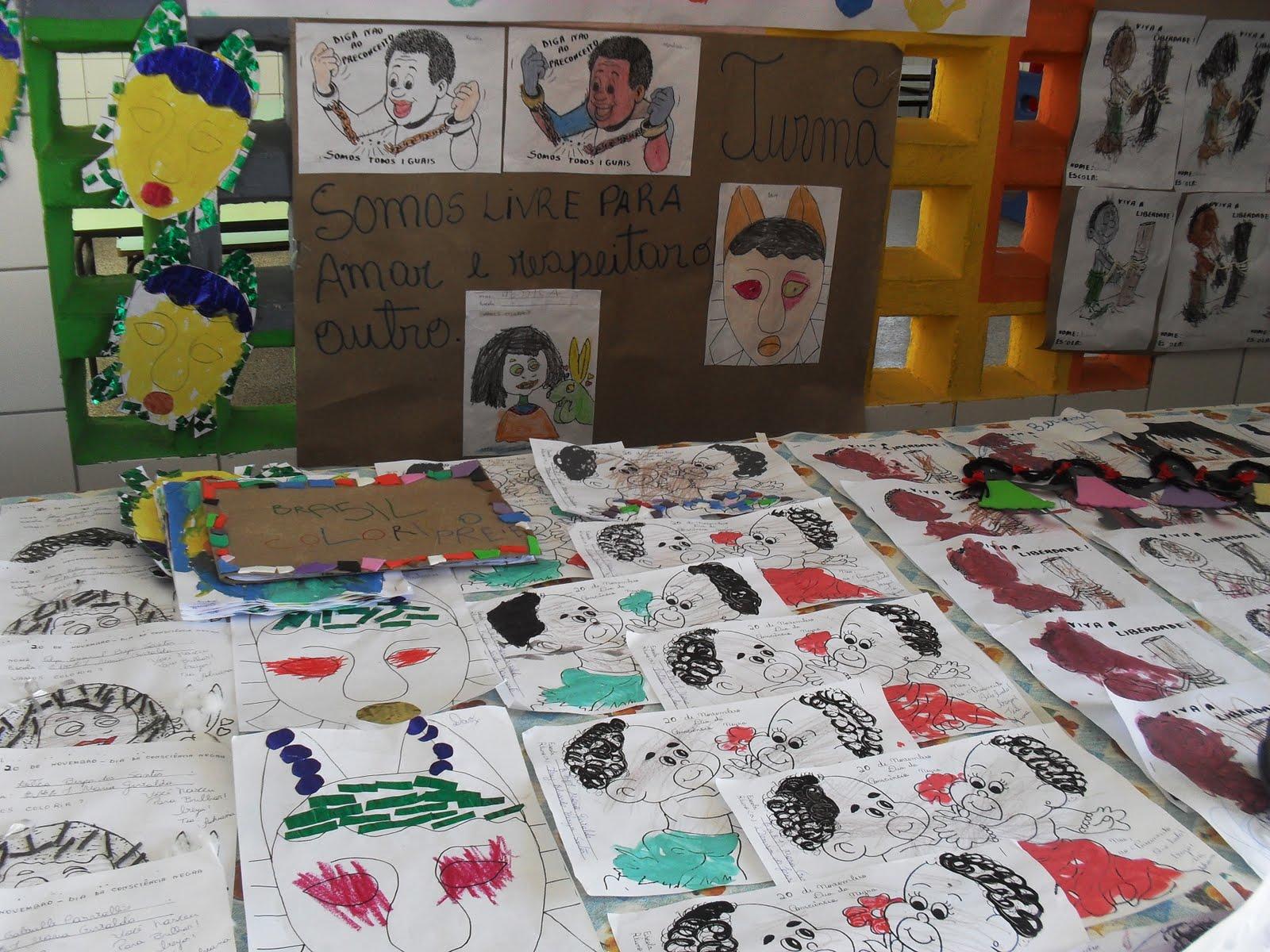 Preferência Culminância do projeto Consciência Negra - Atividades Pedagógicas FN78