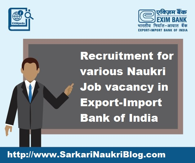Sarkari-Naukri-Vacancy-Recruitment-EXIM-Bank