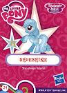 My Little Pony Wave 16B Shoeshine Blind Bag Card