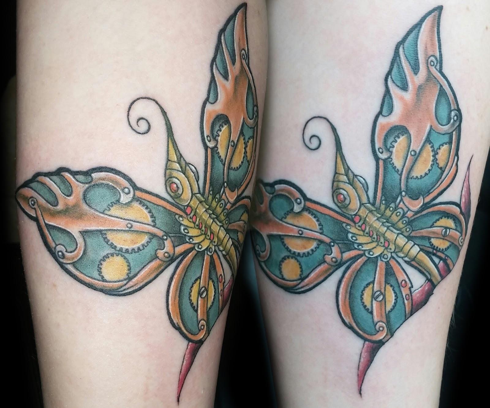 Wicked Ways Tattoo