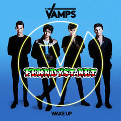 The Vamps - Wake Up (Deluxe) 2015 Album cover