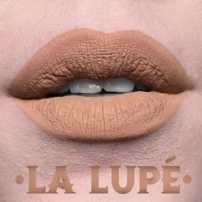 kat von d Everlasting Liquid Lipstick lip swatch la lupe