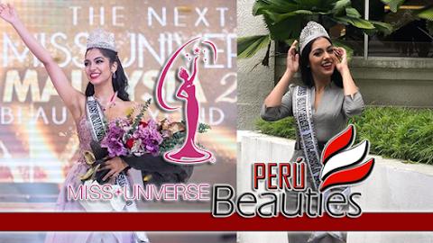 Shweta Sekhon es Miss Universe Malaysia 2019