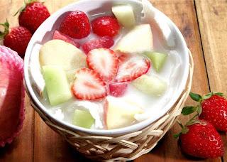Resep dan cara membuat sop buah enak dan segar