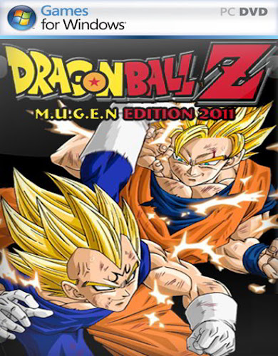 Dragon Ball Z Mugen Edition PC Full
