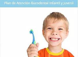 plan atención bucodental infantil juvenil