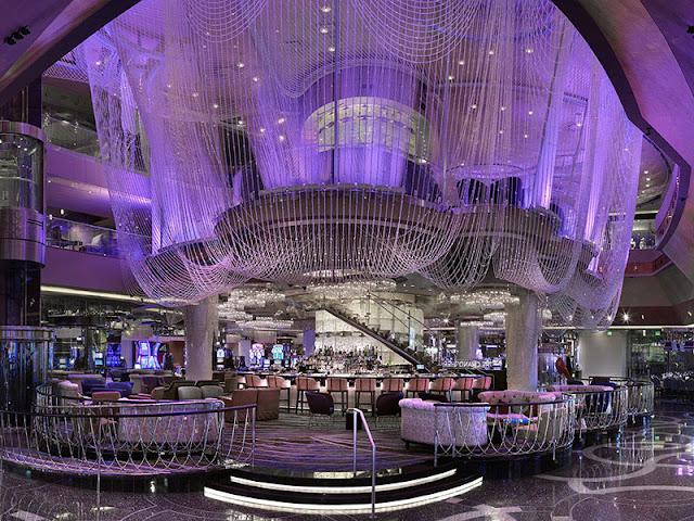 Dicas de Las Vegas: Bar The Chandelier em Las Vegas