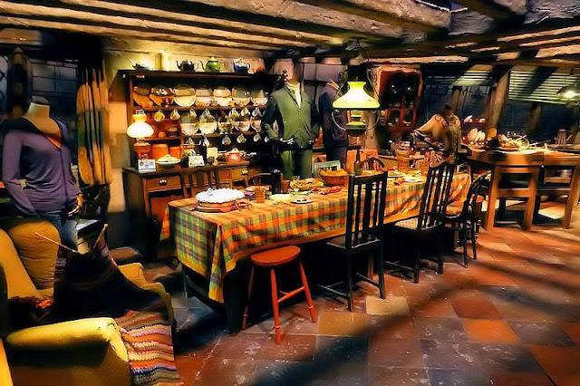 locations film harry potter