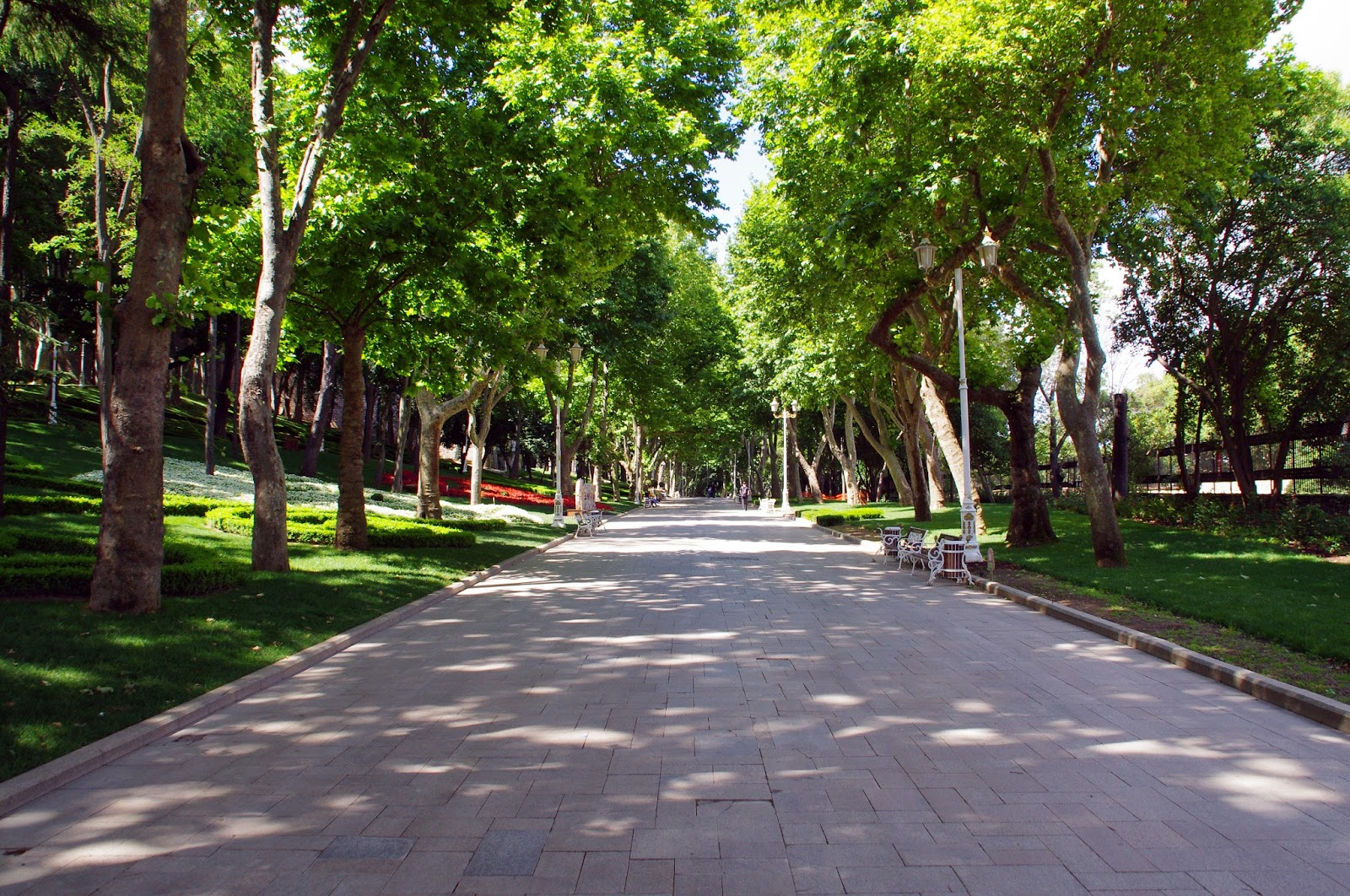 Gulhane Park Istanbul