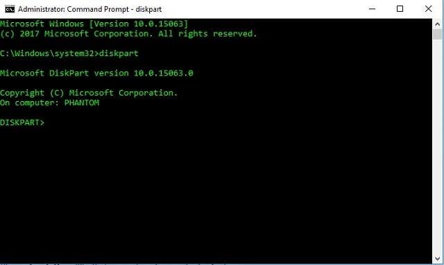 Cara menyembunyikan Drive (partisi) di Windows 12