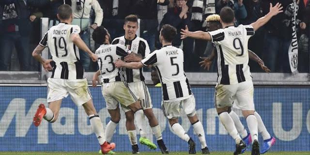 نتيجة مباراة يوفنتوس وجنوى اليوم الإثنين 22-1-2018 الدوري الإيطالي