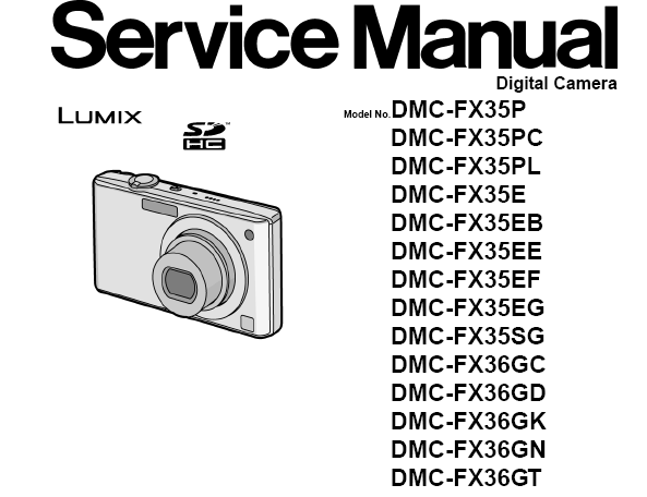 panasonic dmc fx35 service manual download manual pdf online rh downloadmanualpdf blogspot com 2003 FX35 2010 FX35