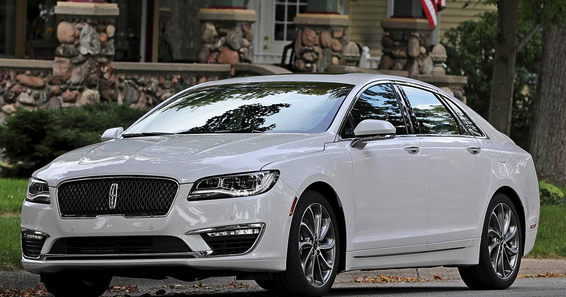 2019 lincoln mkz 3 0t awd review cars auto express new and used car reviews news advice. Black Bedroom Furniture Sets. Home Design Ideas