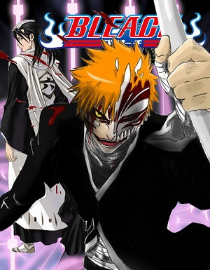 bleach todas temporadas
