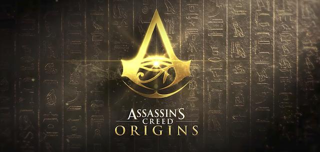 Assassin's Creed Origins estrena tráiler de lanzamiento