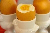 Uova nella dieta per dimagrire