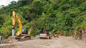 Plan Nacional de Desarrollo destinará $44,6 billones para la construcción y mantenimiento de vías rurales del país