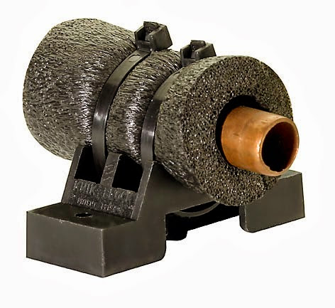 Pipe Clamp designed for the HVAC & wet environments