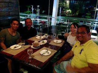 Patrick Tubajon, Christopher Panadero , Gudrun Restaurant, Kalami Cebu Food Trip, Nezte Virtudazo, Carlo Andrew Olano, Cebu Food Trip, Gorliz Tapas and Vino