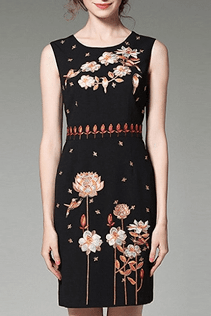 Best Fashion style Floral Dresses from Beautifulhalo