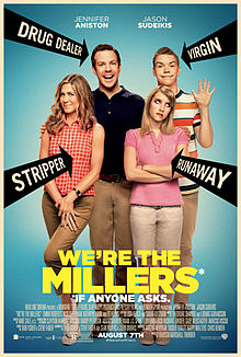 We're the Millers Subtitle Indonesia (Bluray)