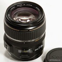 Canon EF-S 17-85mm f/4-5.6 IS USM Reference