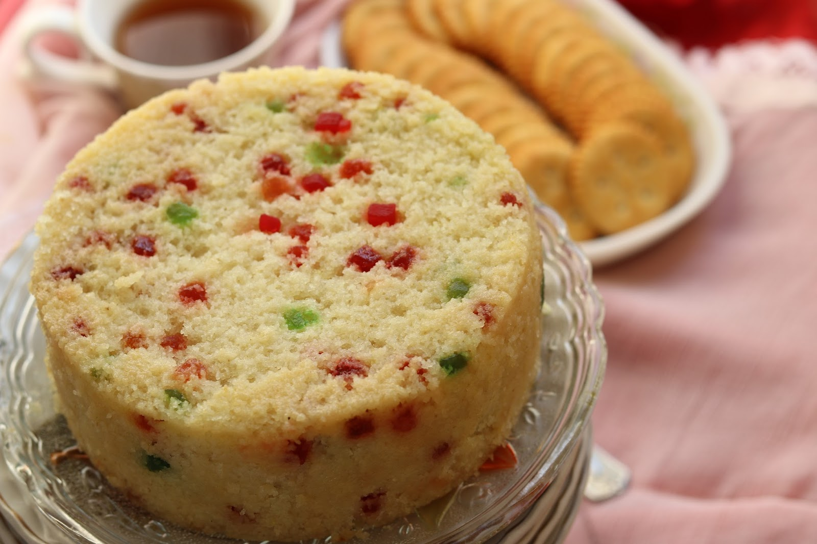 Cake Recipe With Kadai
