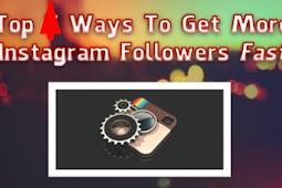 Get A Lot Of Instagram Followers
