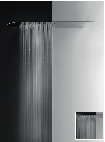 Minosa 3mm Showerheads By Gessi Now Available
