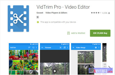 Vidtrim Editor Video
