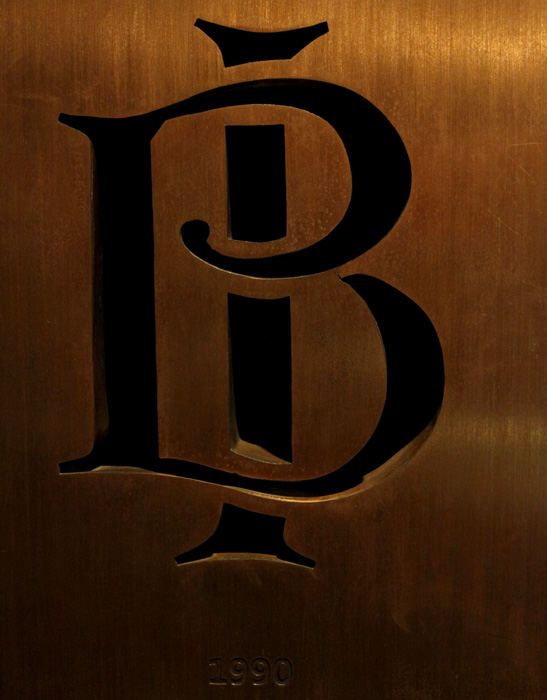 logo bank indonesia 1990