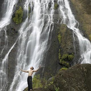 Air Terjun Kedondong atau Curug Kedondong (Curug Gunungsari)